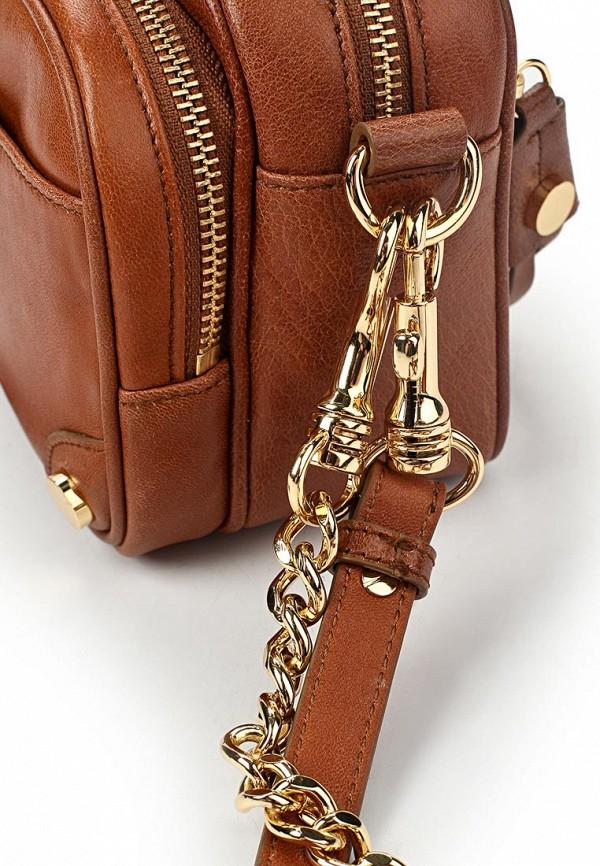 Кожаная сумка Boss Orange 50261631: изображение 5