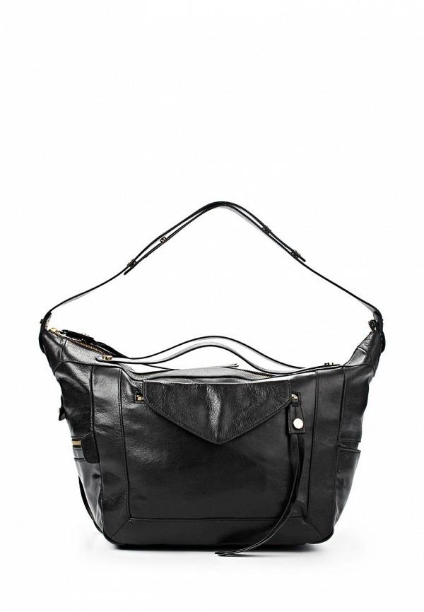 Кожаная сумка Boss Orange 50261635: изображение 1