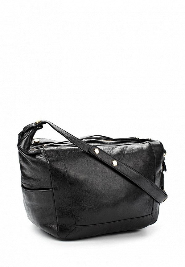 Кожаная сумка Boss Orange 50261635: изображение 2