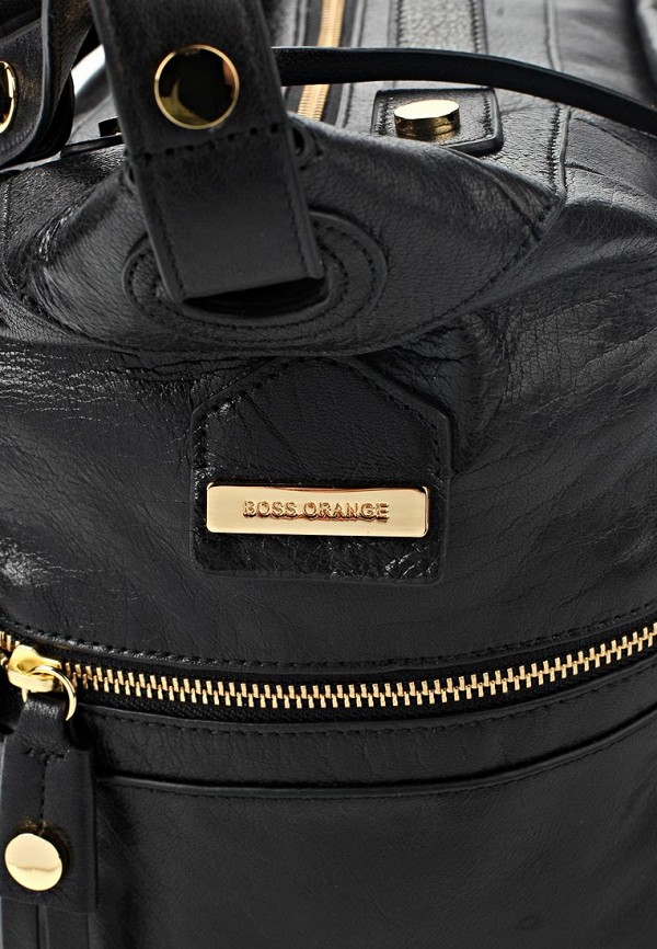Кожаная сумка Boss Orange 50261635: изображение 3
