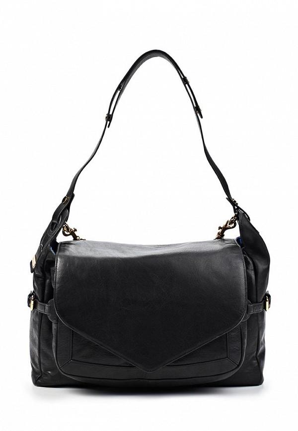 Кожаная сумка Boss Orange 50256050: изображение 1