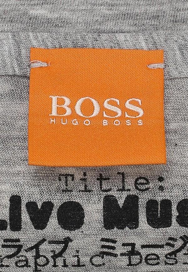 Футболка с коротким рукавом Boss Orange 50259581: изображение 5