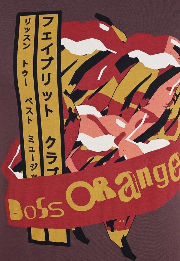 Футболка с коротким рукавом Boss Orange 50259584: изображение 13