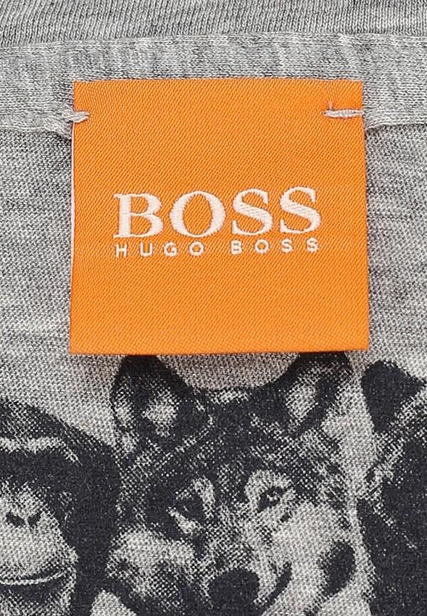 Футболка с фотопринтами Boss Orange 50259582: изображение 3