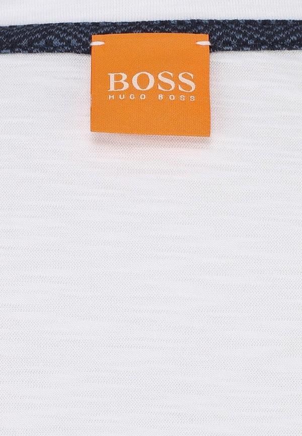 Футболка Boss Orange 50260375: изображение 3