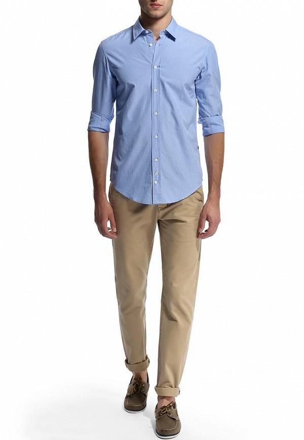 Рубашка с длинным рукавом Boss Orange 50258967: изображение 11