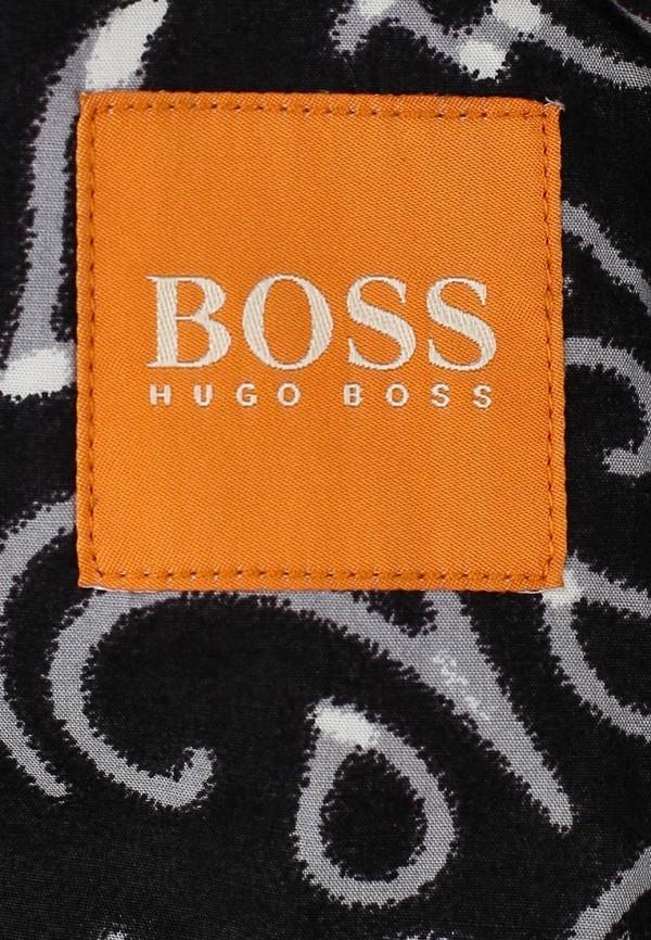 Кожаная куртка Boss Orange 50259744: изображение 6