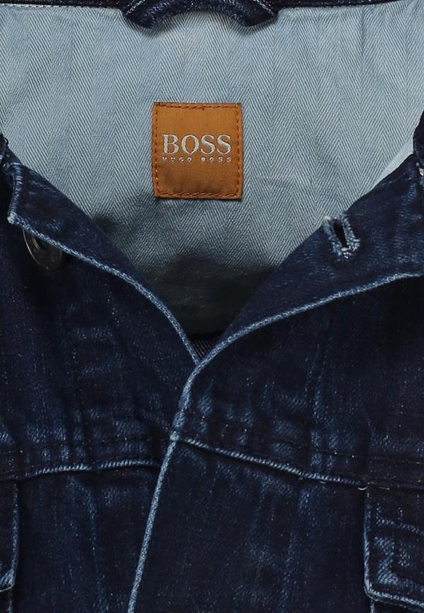 Джинсовая куртка Boss Orange 50260977: изображение 6