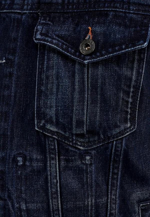 Джинсовая куртка Boss Orange 50260977: изображение 14