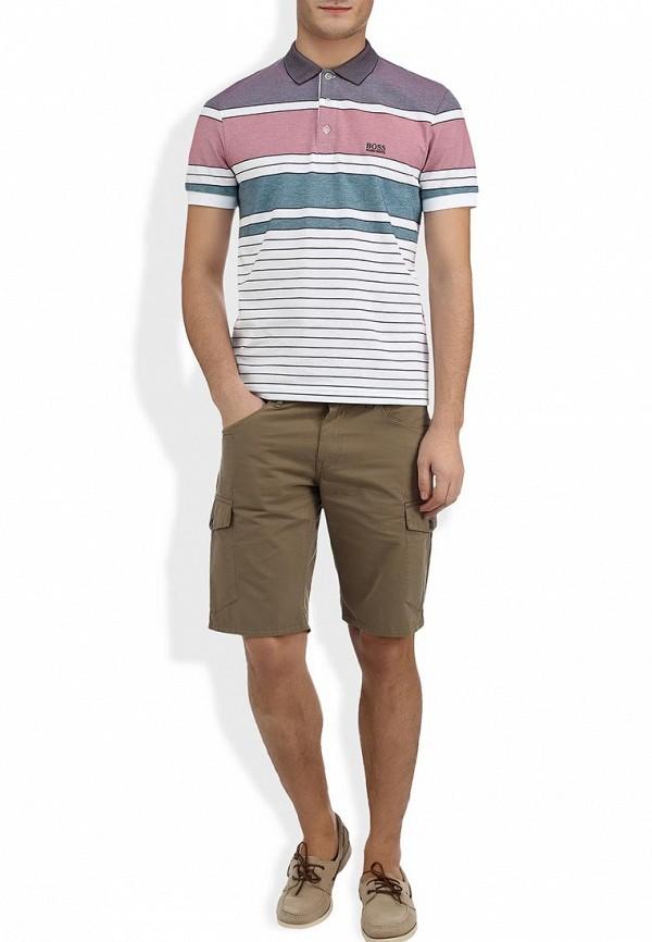 Мужские повседневные шорты Boss Orange 50258927: изображение 11