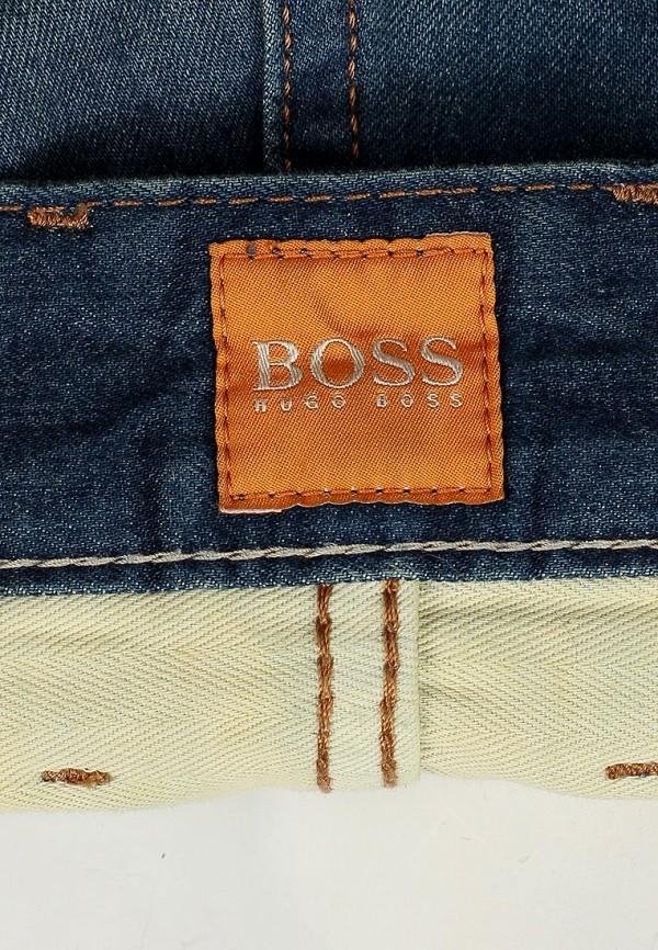 Мужские джинсовые шорты Boss Orange 50260777: изображение 4