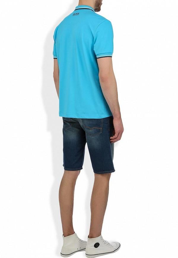 Мужские джинсовые шорты Boss Orange 50260777: изображение 8