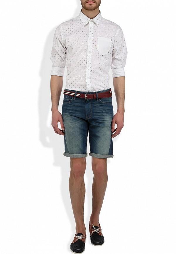 Мужские джинсовые шорты Boss Orange 50260777: изображение 10