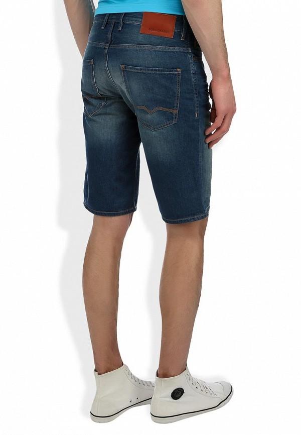 Мужские джинсовые шорты Boss Orange 50260777: изображение 12