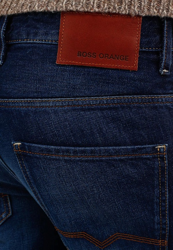 Мужские прямые джинсы Boss Orange 50260806: изображение 6