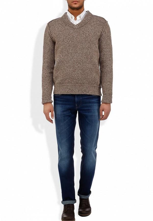 Мужские прямые джинсы Boss Orange 50260806: изображение 8