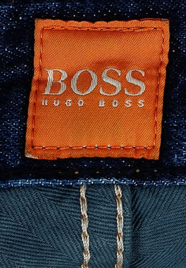 Мужские прямые джинсы Boss Orange 50260806: изображение 12