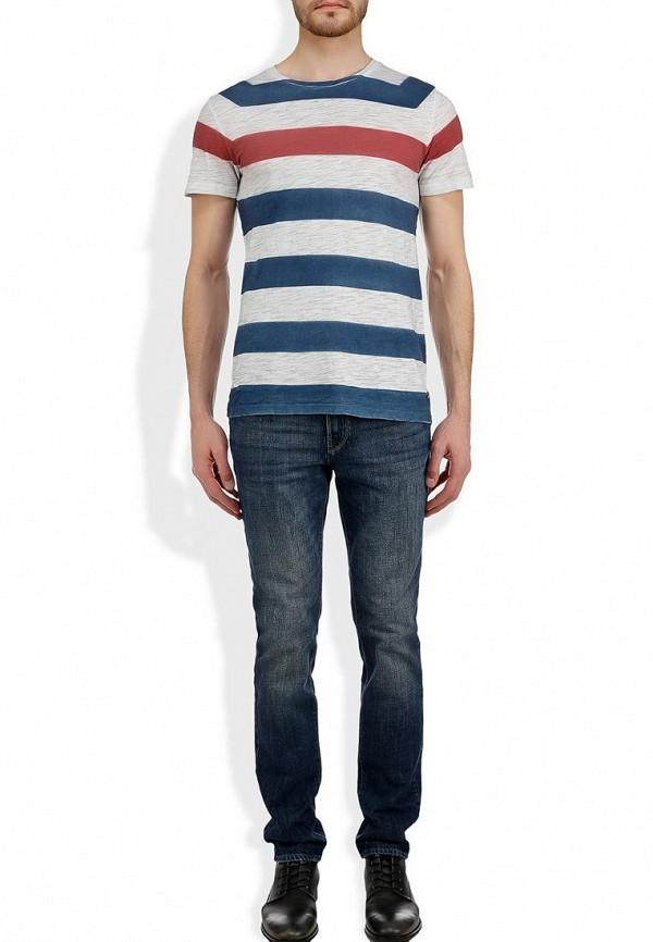 Мужские прямые джинсы Boss Orange 50260771: изображение 7