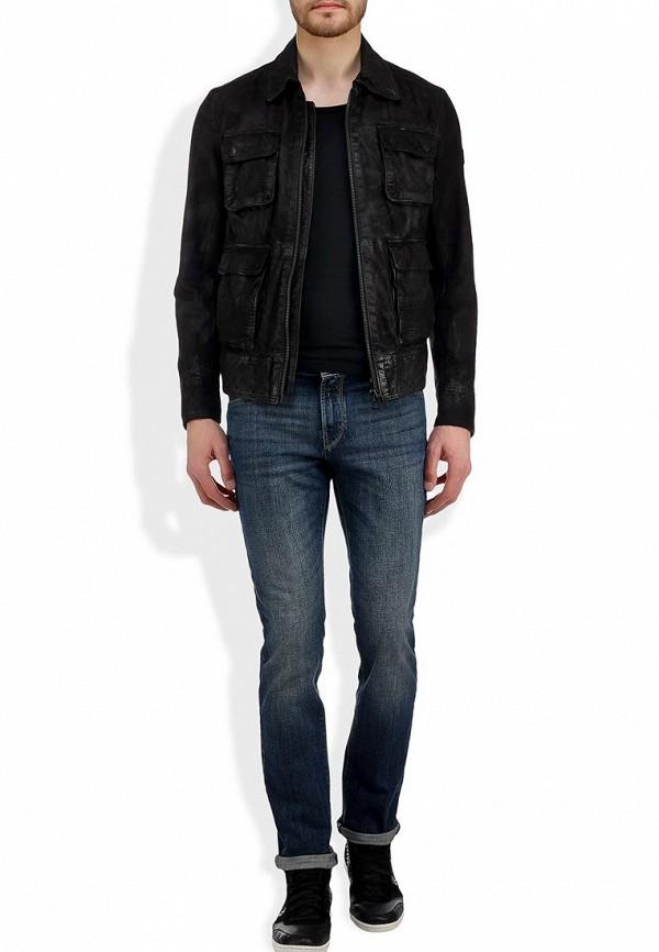 Мужские прямые джинсы Boss Orange 50260771: изображение 11