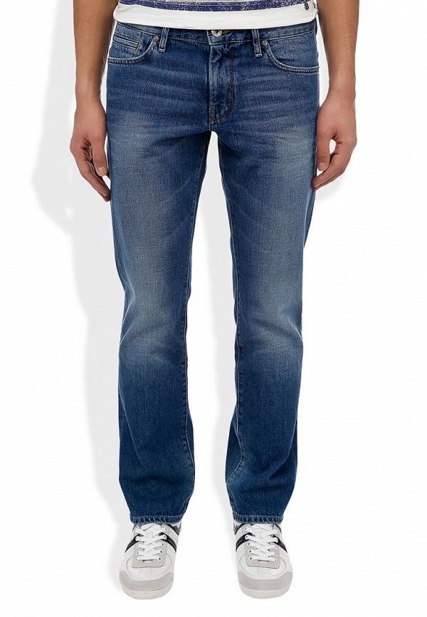 Мужские прямые джинсы Boss Orange 50260808: изображение 2