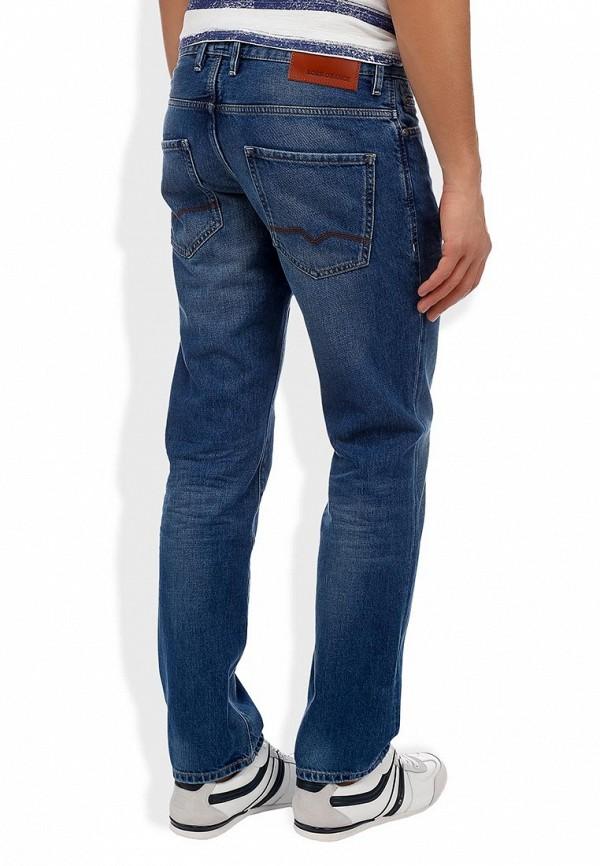 Мужские прямые джинсы Boss Orange 50260808: изображение 4