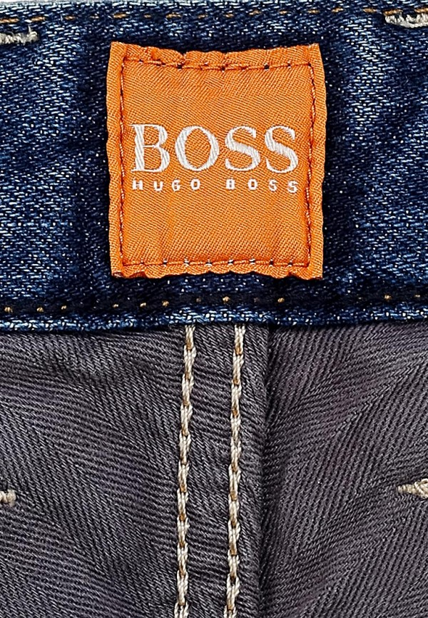 Мужские прямые джинсы Boss Orange 50260808: изображение 8