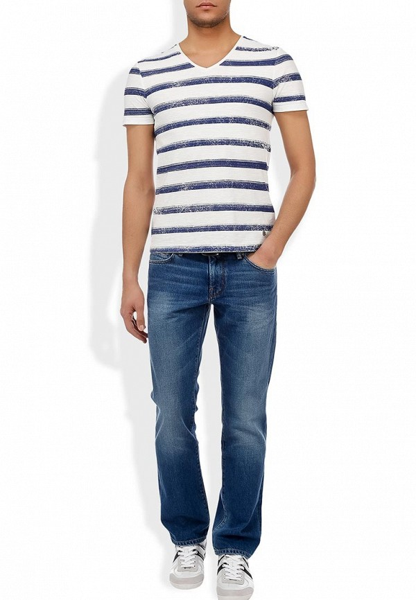 Мужские прямые джинсы Boss Orange 50260808: изображение 10