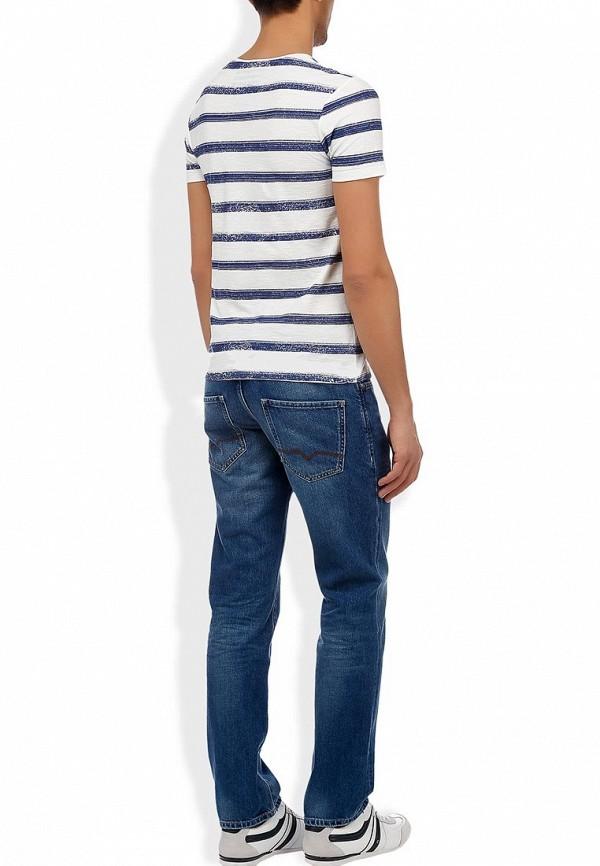 Мужские прямые джинсы Boss Orange 50260808: изображение 12