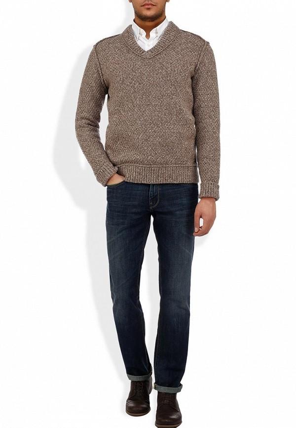 Мужские прямые джинсы Boss Orange 50260761: изображение 7