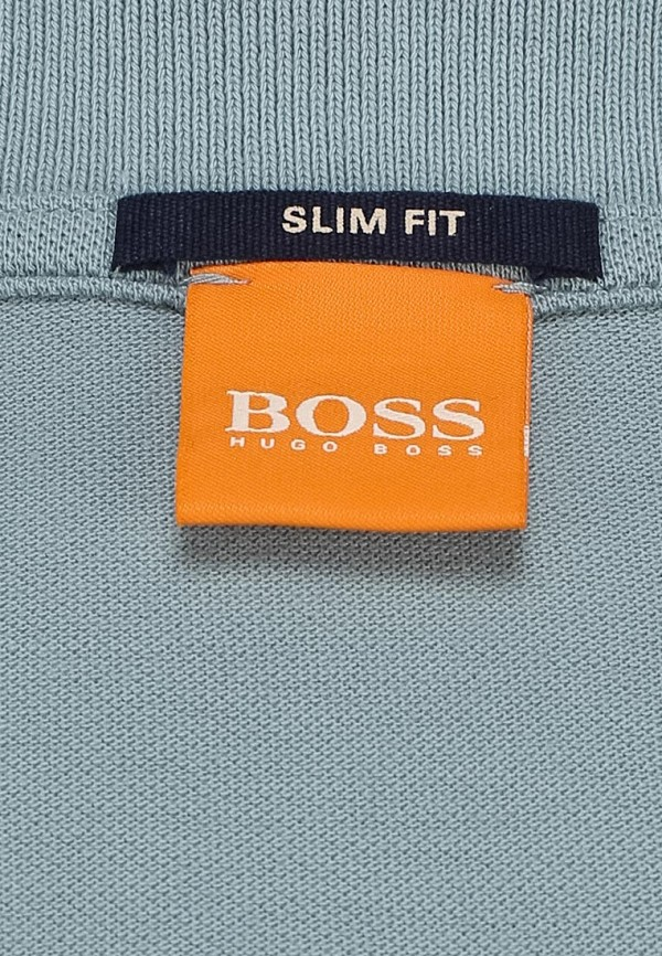 Мужские поло Boss Orange 50249531: изображение 9