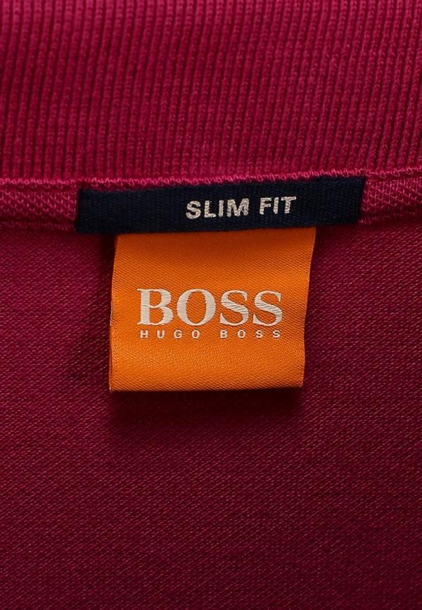 Мужские поло Boss Orange 50249531: изображение 3
