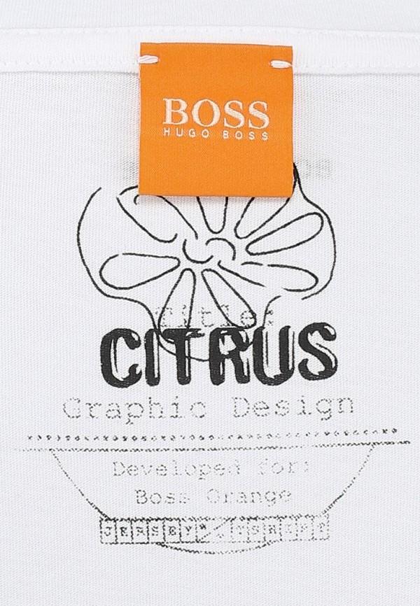 Футболка Boss Orange 50264699: изображение 3