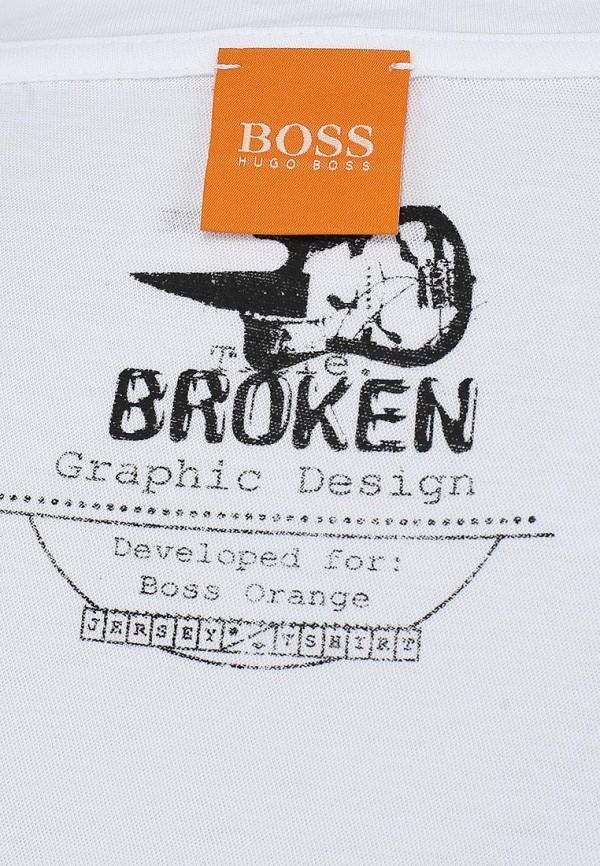 Футболка Boss Orange 50264723: изображение 3