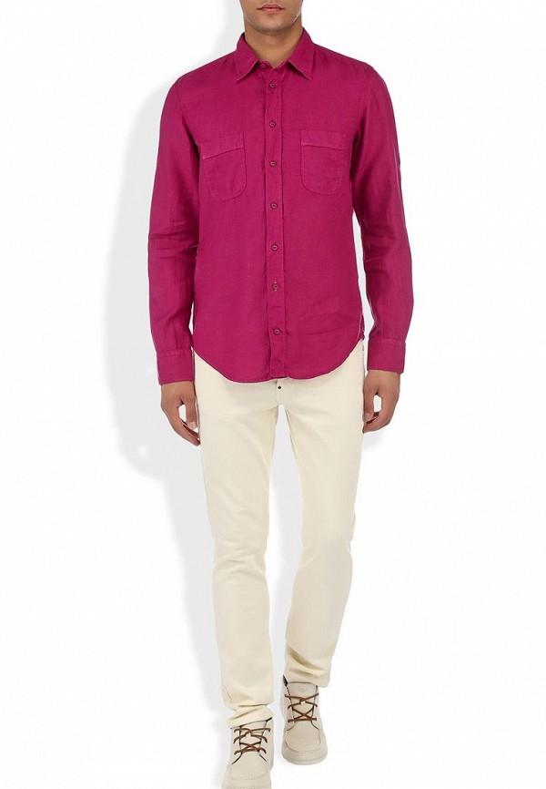 Рубашка с длинным рукавом Boss Orange 50264253: изображение 7