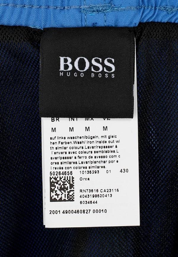 Мужские шорты для плавания Boss Orange 50264656: изображение 15