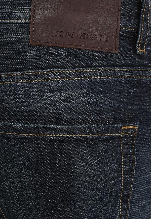 Мужские прямые джинсы Boss Orange 50260762: изображение 4
