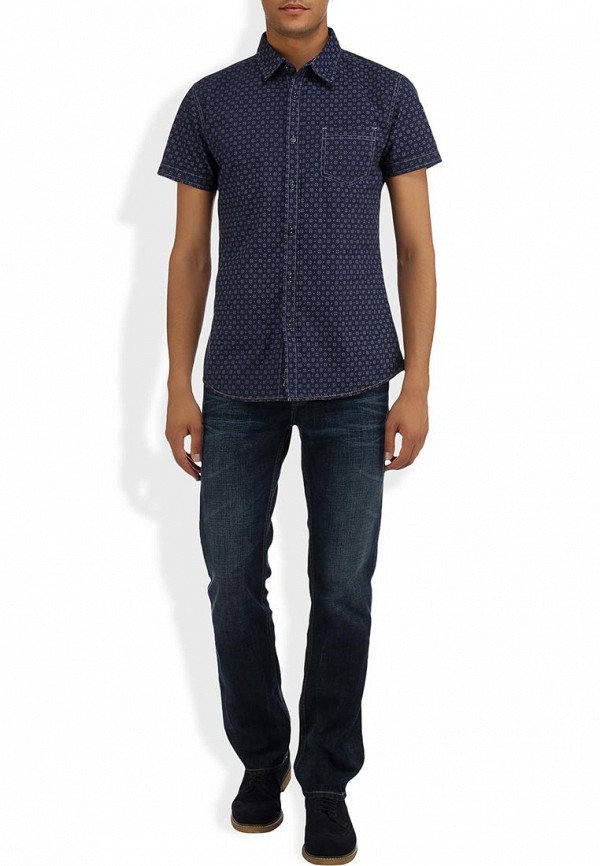 Мужские прямые джинсы Boss Orange 50260762: изображение 6