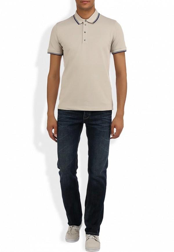 Мужские прямые джинсы Boss Orange 50260762: изображение 10
