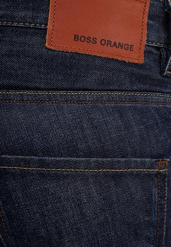 Мужские прямые джинсы Boss Orange 50260765: изображение 4