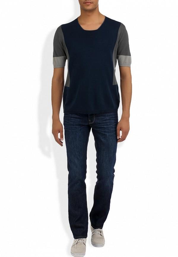 Мужские прямые джинсы Boss Orange 50260765: изображение 6