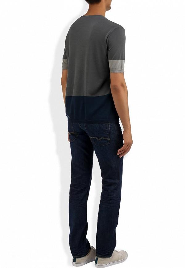 Мужские прямые джинсы Boss Orange 50260765: изображение 8