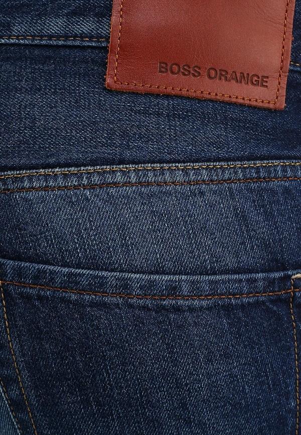 Мужские прямые джинсы Boss Orange 50260807: изображение 4