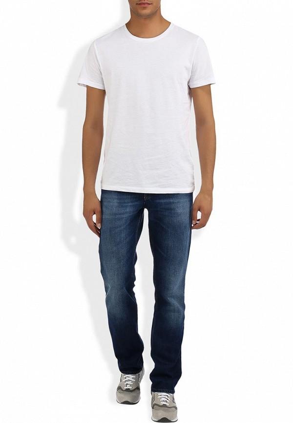 Мужские прямые джинсы Boss Orange 50260807: изображение 6
