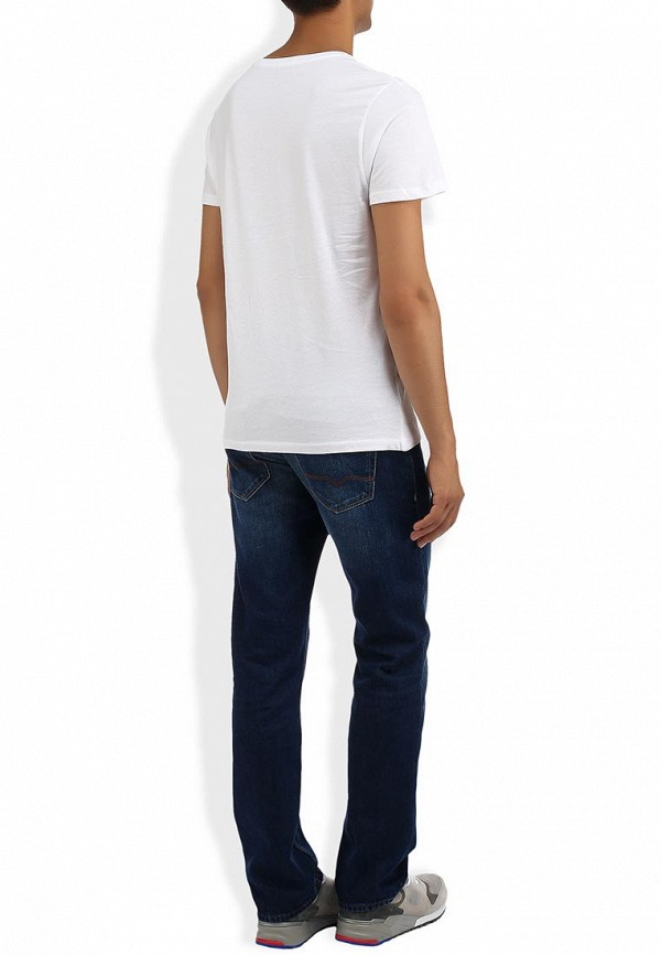 Мужские прямые джинсы Boss Orange 50260807: изображение 8
