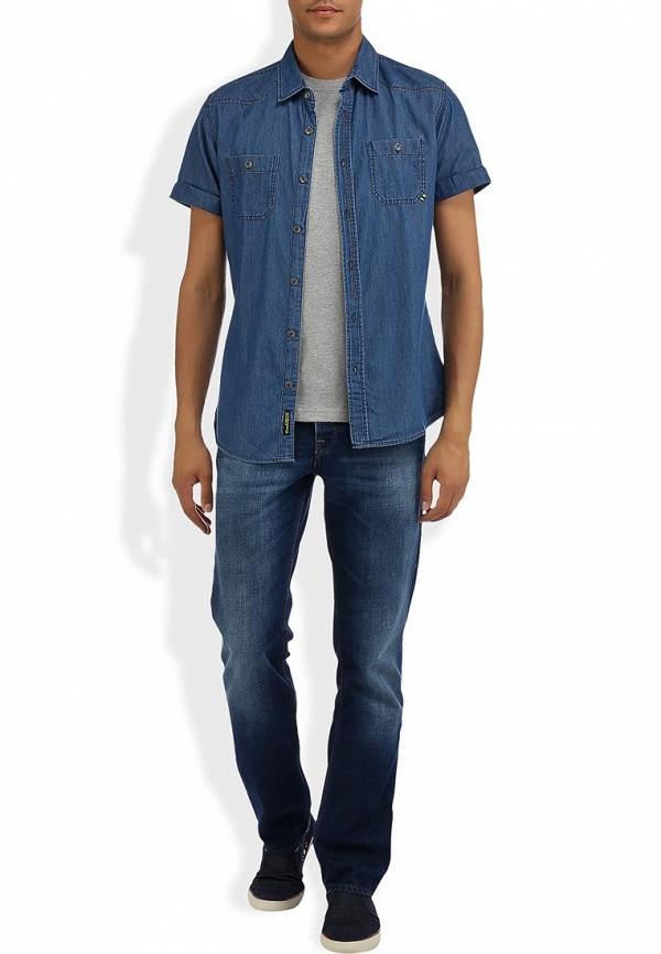 Мужские прямые джинсы Boss Orange 50260807: изображение 10