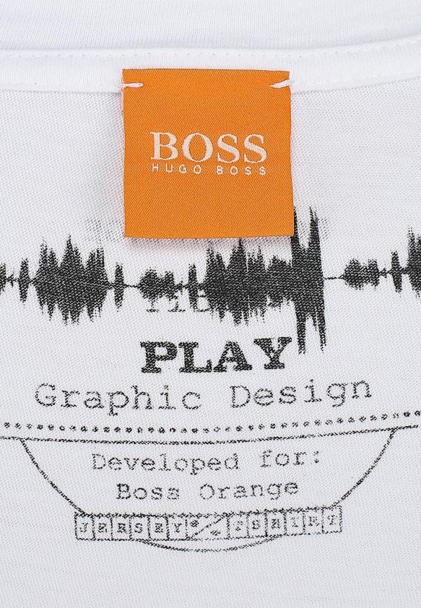 Футболка с коротким рукавом Boss Orange 50271003: изображение 4