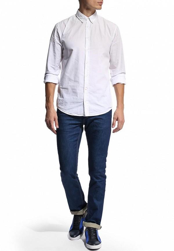 Рубашка с длинным рукавом Boss Orange 50270489: изображение 10