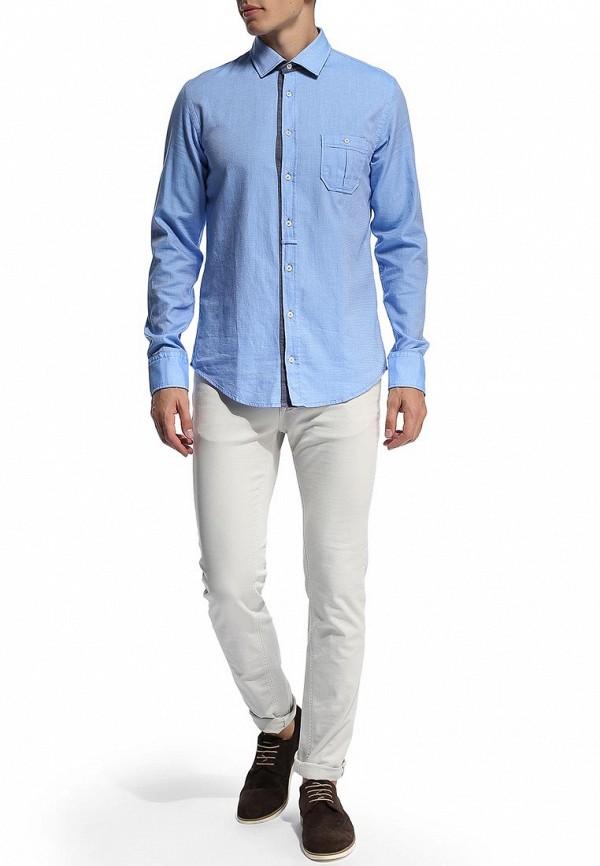 Рубашка с длинным рукавом Boss Orange 50270481: изображение 10
