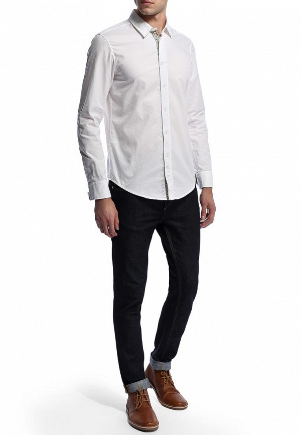 Рубашка с длинным рукавом Boss Orange 50270471: изображение 6