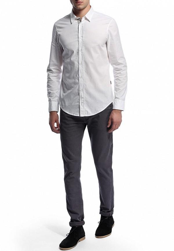Рубашка с длинным рукавом Boss Orange 50270471: изображение 10